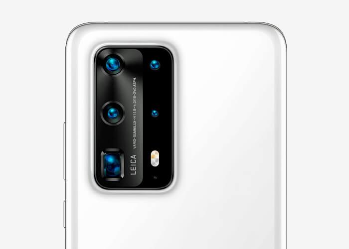 ¿Tendrá el Huawei P40 Pro 3 cámaras delanteras? ¡Parece que sí!