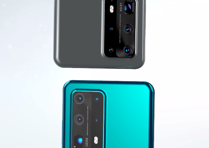El primer vistazo en vídeo al Huawei P40 Pro: 7 cámaras y pantalla curva