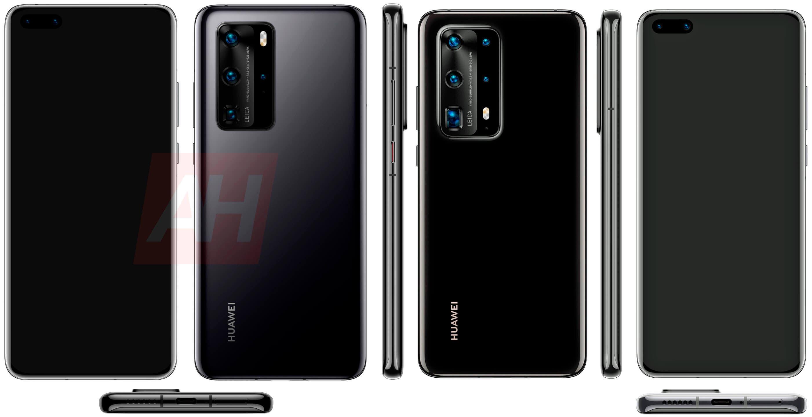 Huawei P40 Pro vs P40 Pro PE