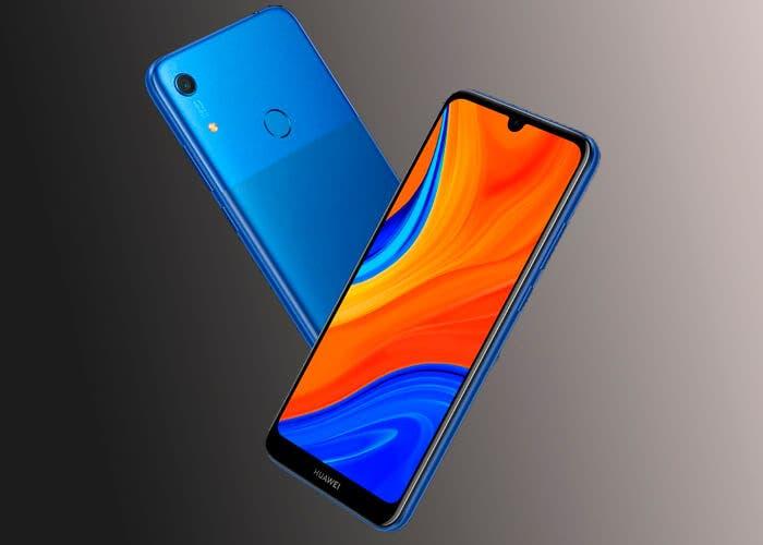 Huawei Y6s: el primer teléfono de 2020 ya está aquí y tiene servicios de Google