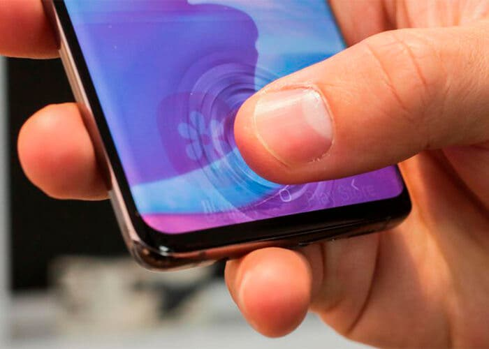 Este año veremos los primeros lectores de huellas en pantalla con paneles LCD