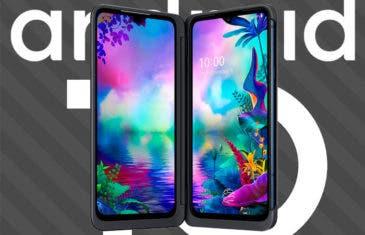 Lista de teléfonos LG que actualizarán a Android 10  y cuándo lo harán