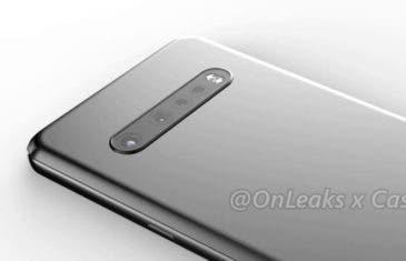 Filtrado el cristal trasero del LG V60 ThinQ ¿Mismo teléfono que el LG G9?
