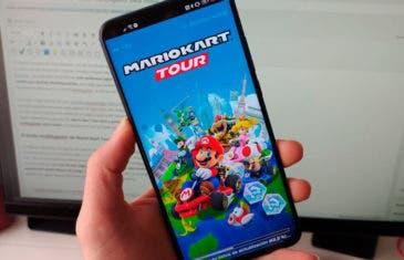 Mario Kart Tour anuncia el modo multijugador para todos