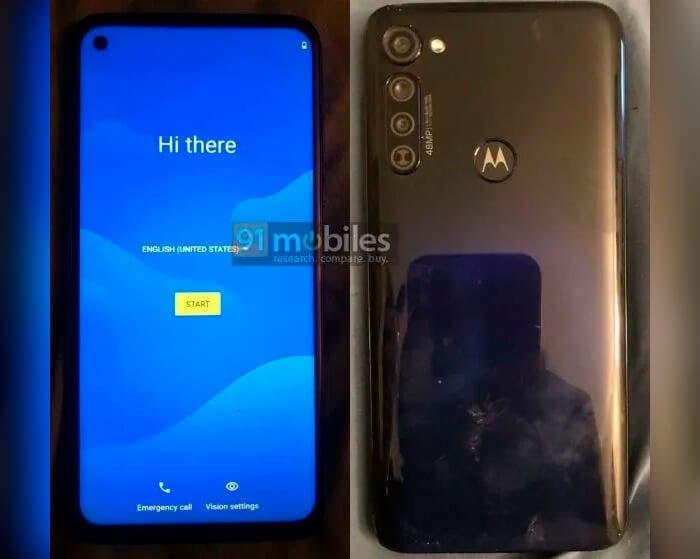 Motorola Moto G Stylus real
