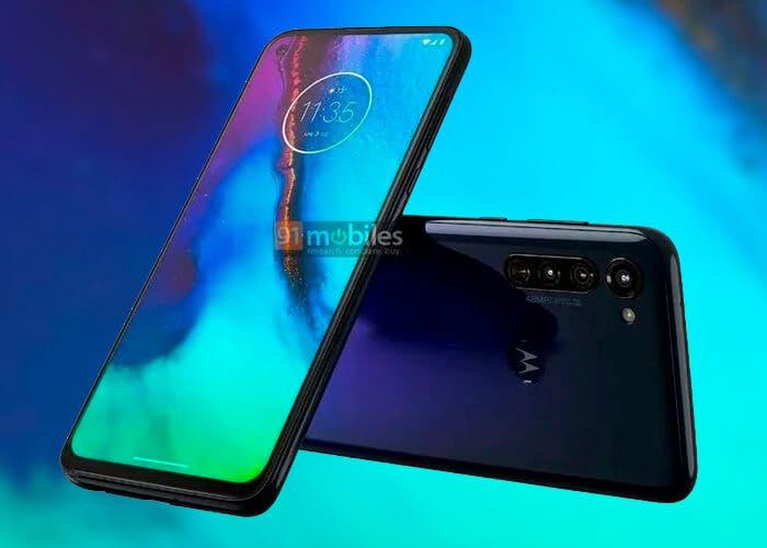 Filtrado en imágenes el Motorola Moto G8 Power y el Motorola con stylus
