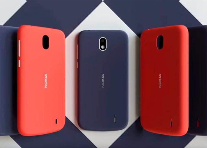 Nokia 1.3, un móvil con Android One, diseño básico y muy barato que llegará pronto
