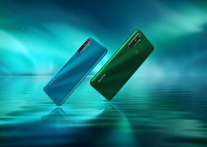 El realme 5i es oficial: un nuevo gama media con gran batería y Snapdragon 665