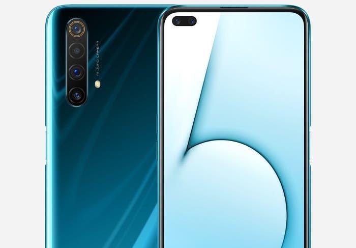El realme X50 5G es oficial: así es el mejor móvil de realme hasta la fecha