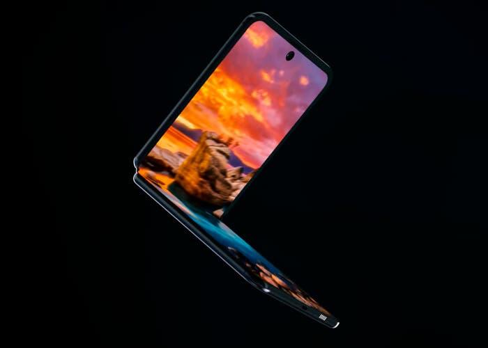 Primera imagen del Samsung Galaxy Bloom o Fold 2: diseño confirmado