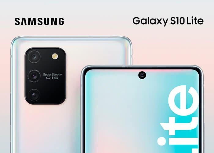 Primeras imágenes oficiales del Samsung Galaxy S10 Lite y más del Note 10 Lite