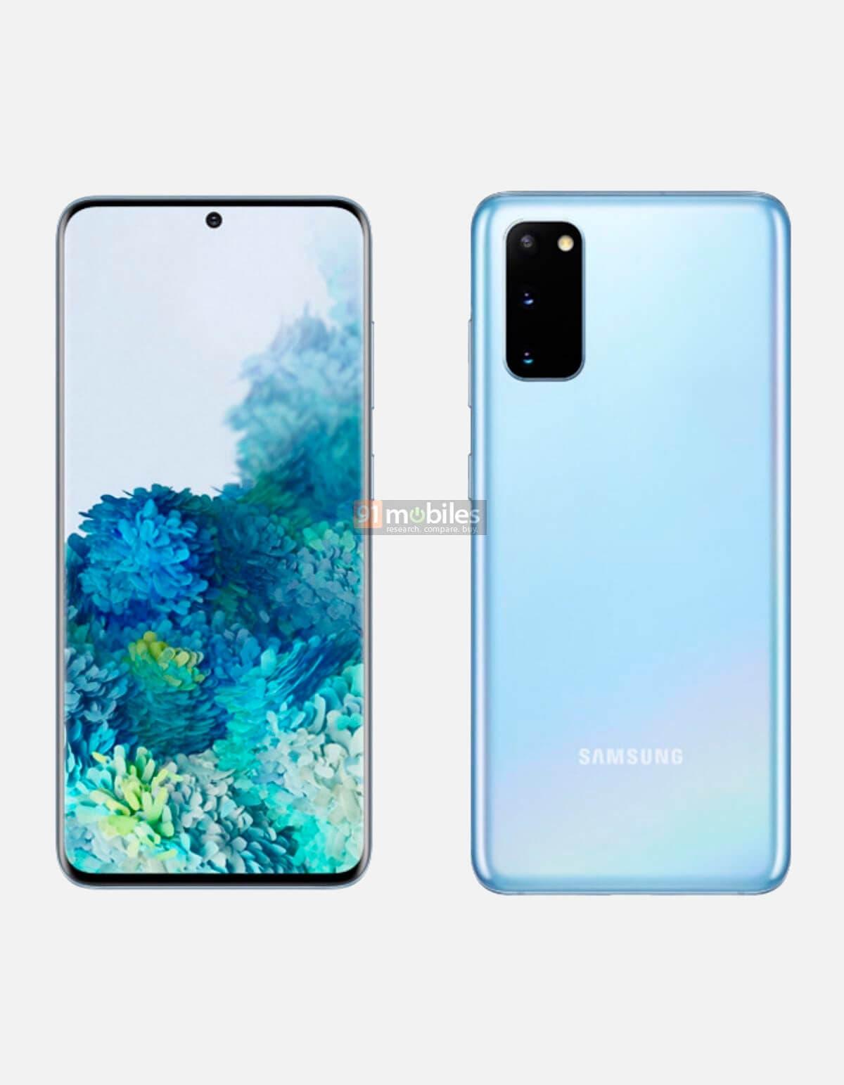 Filtran imágenes oficiales del nuevo Samsung Galaxy S20 Ultra