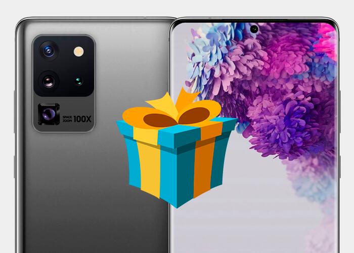 Confirmado el regalo de Samsung por la compra de un Galaxy S20+ o S20 Ultra