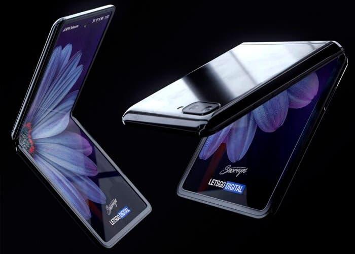 Más detalles del Samsung Galaxy Z Flip: batería, pantalla, procesador…
