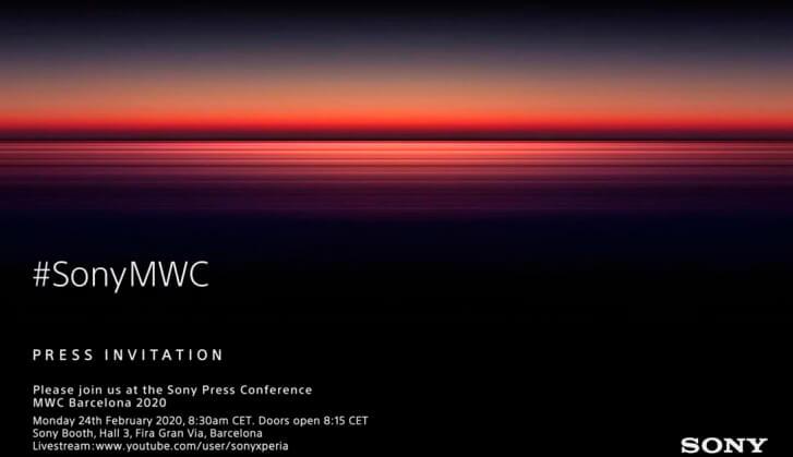 Sony Xperia 5 Plus presentación
