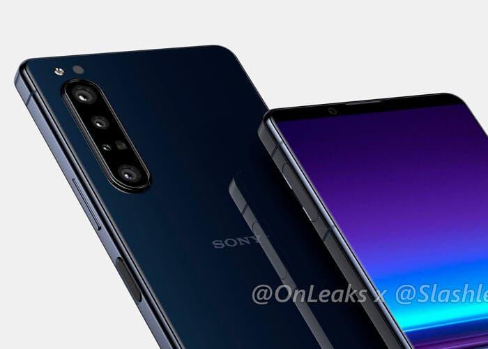 Así será el diseño del próximo teléfono de Sony, ¿Xperia 5 Plus?