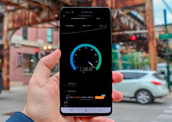 En 2020, 1 de cada 5 teléfonos de gama media tendrá 5G