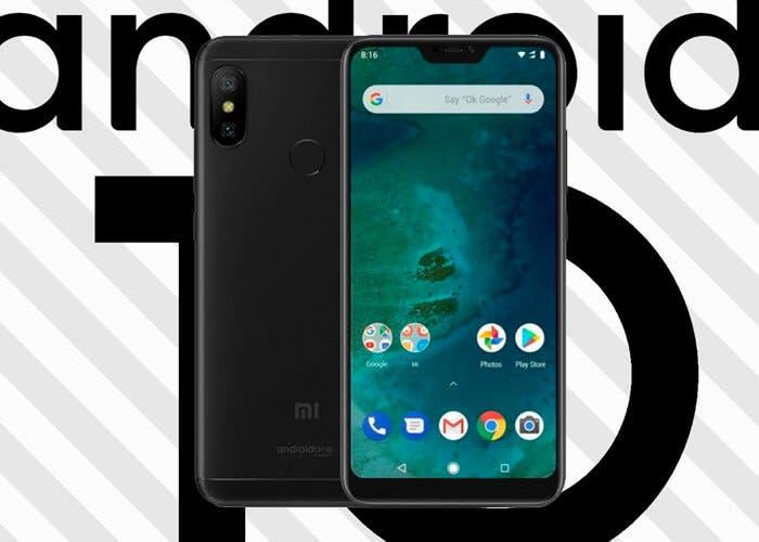 Android 10 para el Xiaomi Mi A2 Lite ya está confirmado, pero sin fecha de actualización