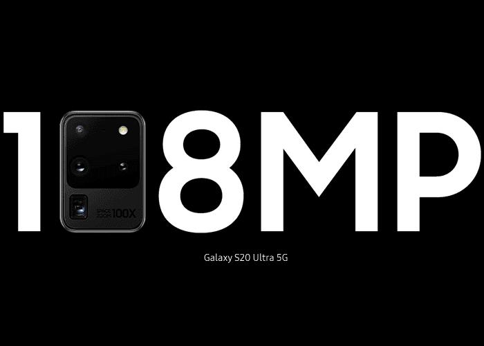Para qué sirven los 108 píxeles de la cámara del Samsung Galaxy S20 Ultra