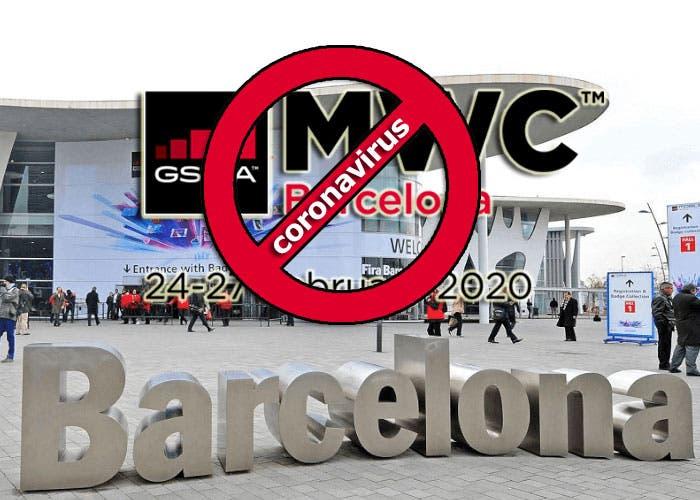 El MWC 2020 se cancela a causa del coronavirus