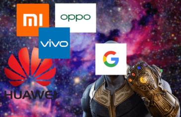 Huawei no está sola: Xiaomi, Oppo y Vivo se le unen en su lucha sin Google