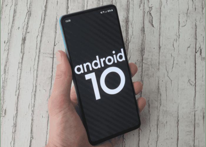 Los Samsung Galaxy A30 y A50s se actualizan a Android 10