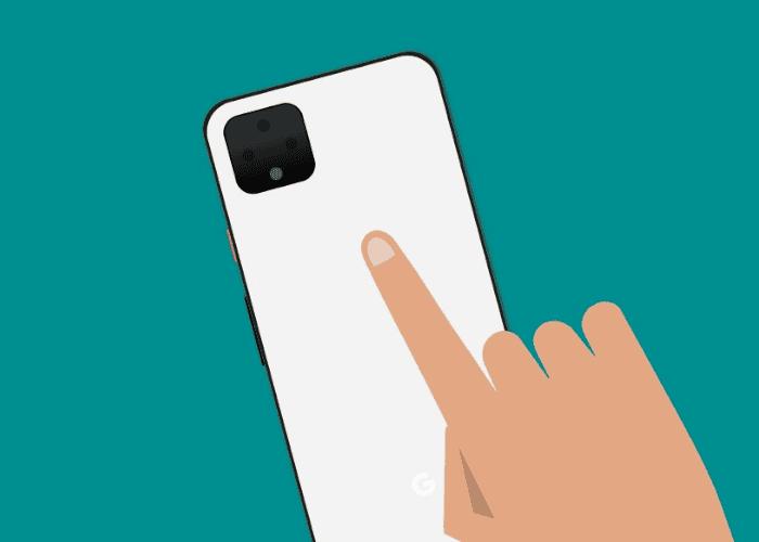 Gestos Android 11