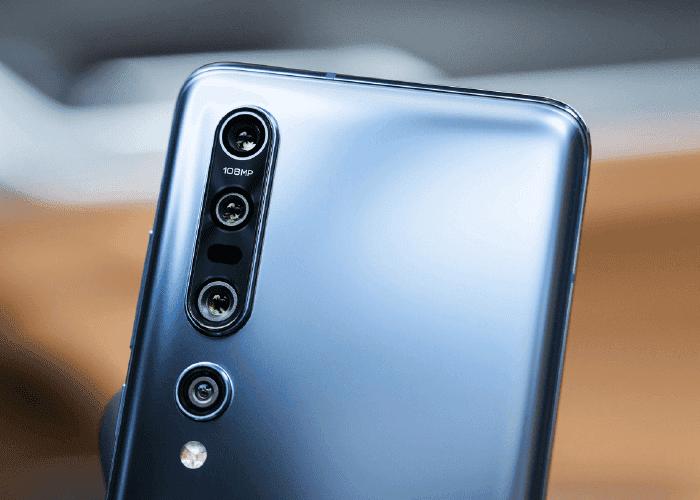 Cámara del Xiaomi Mi 10 Pro