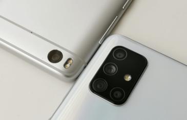 Por qué no es una locura ver móviles con más de 5 cámaras traseras