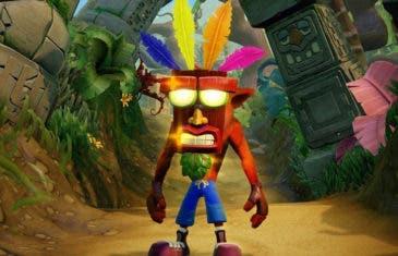 Crash Bandicoot para Android está en marcha: así se ve el juego