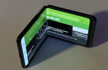 Samsung Galaxy Z Flip, ¿la mejor forma de implementar una pantalla plegable?