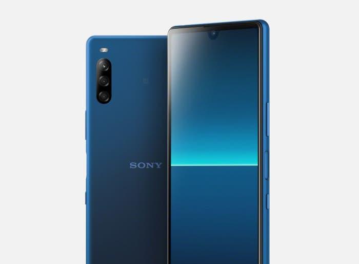 Sony Xperia L4 anunciado por sorpresa: pantalla 21:9, triple cámara y más batería