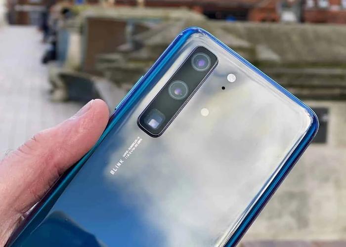 Filtrado el diseño del Huawei P40 en imágenes reales, ¿será el diseño final?