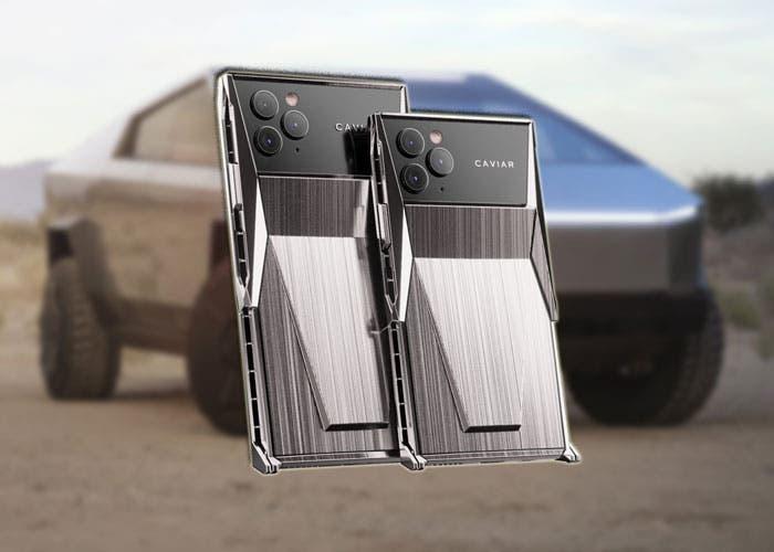 Así es el móvil que mejor acompaña al Cybertruck de Tesla