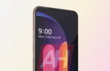 Filtrada la pantalla del LG V60 ThinQ: cambios notables, pero no destacables
