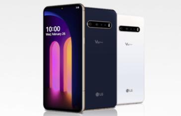 El LG V60 ThinQ es oficial: mucha batería y otro intento para la doble pantalla