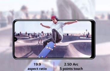 El móvil más barato de LG es oficial: así es el LG W10 Alpha