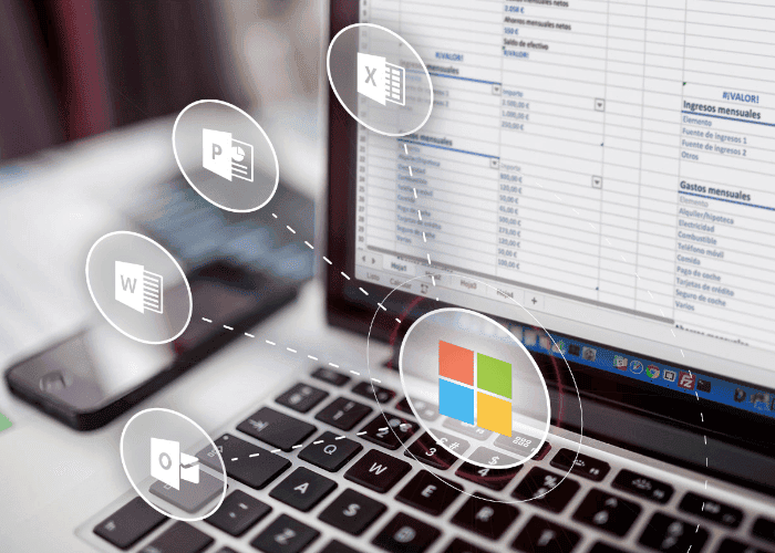 Microsoft Office: una nueva y espectacular aplicación de ofimática