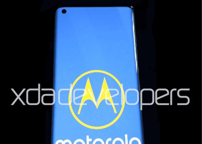 Motorola Edge+: imágenes reales y características filtradas