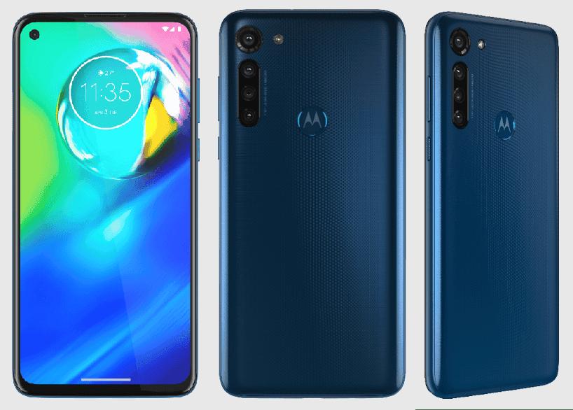 Motorola Moto G8 Power Azul