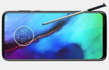Filtradas todas las características del Motorola Moto G Stylus