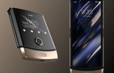 ¿Cuántos pliegues de pantalla aguanta el Motorola razr?