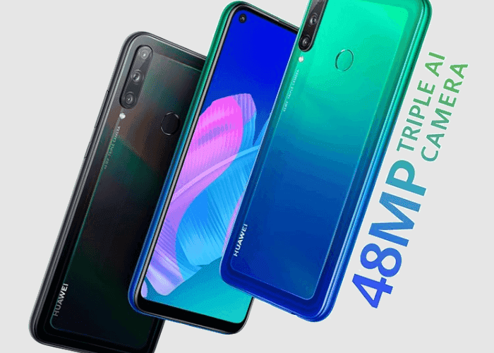 El Huawei P40 Lite E se filtra en imágenes: una versión reducida de una versión reducida