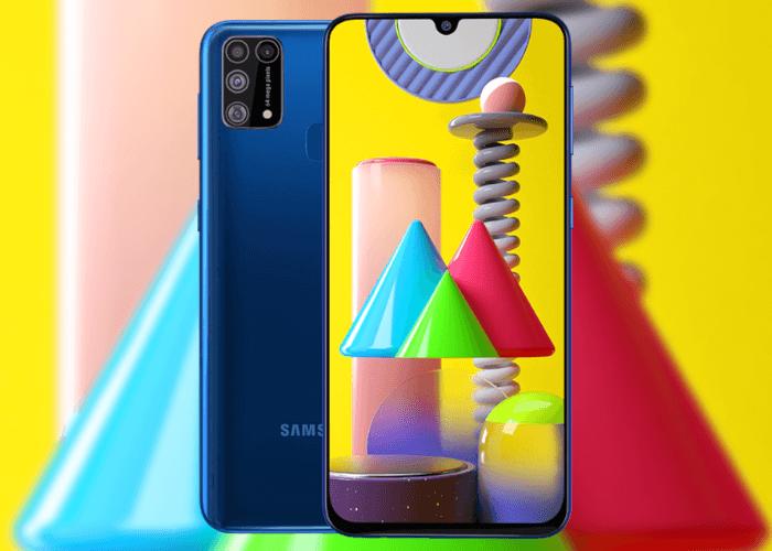 Filtrados todos los detalles del Samsung Galaxy M31