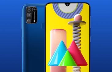 Samsung muestra en imágenes y características al Samsung Galaxy M31