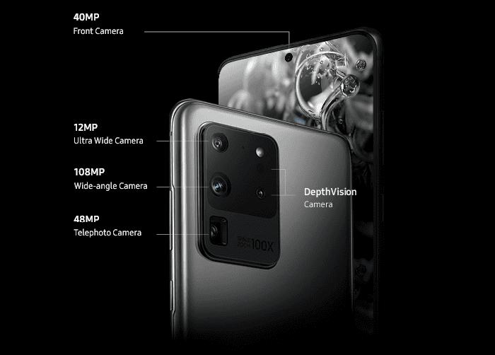 Samsung lo confirma, la cámara del Samsung Galaxy S20 Ultra necesita mejoras
