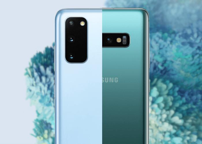 Los Samsung Galaxy S10 y Note 10 comienzan a recibir One UI 2.1 con las novedades de los Galaxy S20