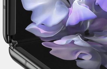 El Samsung Galaxy Z Flip tampoco consigue ocultar el pliegue de su pantalla