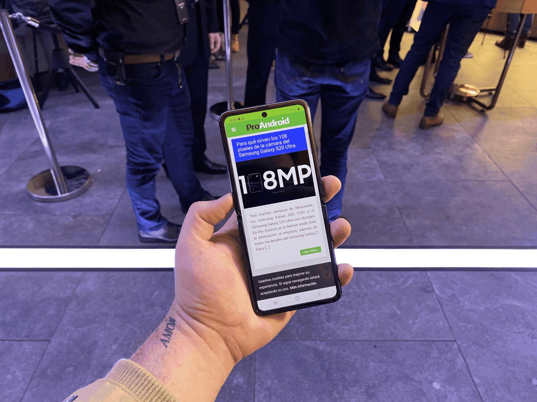 Estos son los móviles Samsung que recibirán One UI 2.1, la capa de los Galaxy S20