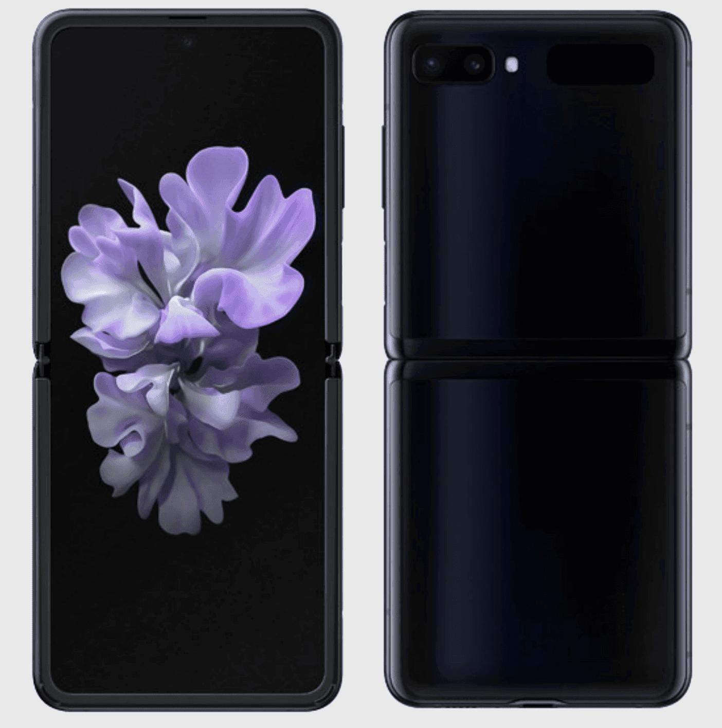 Samsung Galaxy Z Flip negro